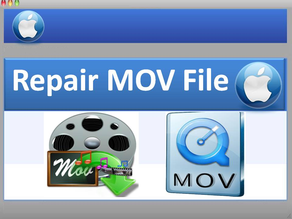 Best utility to repair MOV files on Mac OS X