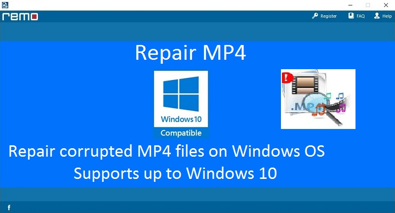 Tool to repair corrupt MP4 files